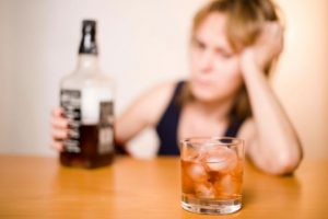 dependence of alcohol